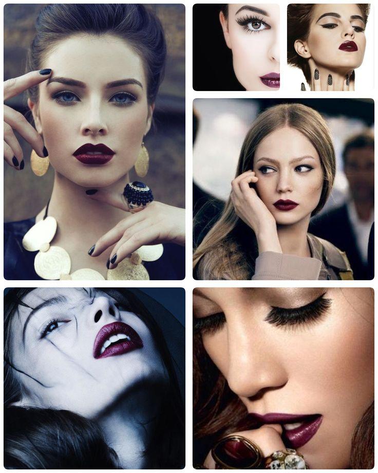 Maquillajes otoño invierno 2014- 2015 #maquilladoresCiudadReal #CiudadReal