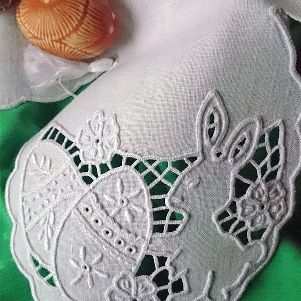 Free Easter Cutwork Embroidery Pattern – NeedlenThread.com