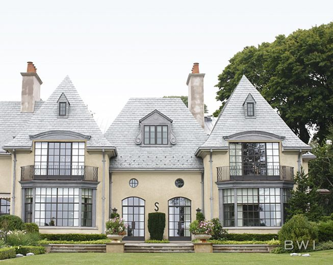 215 best European Style Homes images on Pinterest | Architecture ...
