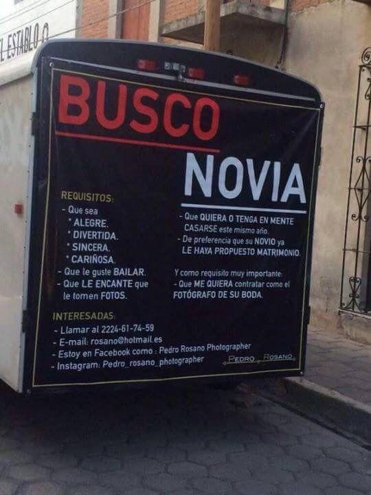 BUSCO NOVIA!!!!!...  Aaaaahhhhh Uds que pensaron?? Jajajajaja