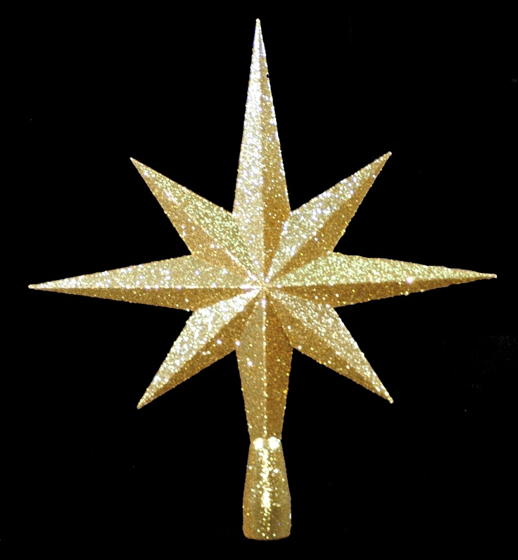 Christmas Star For Tree