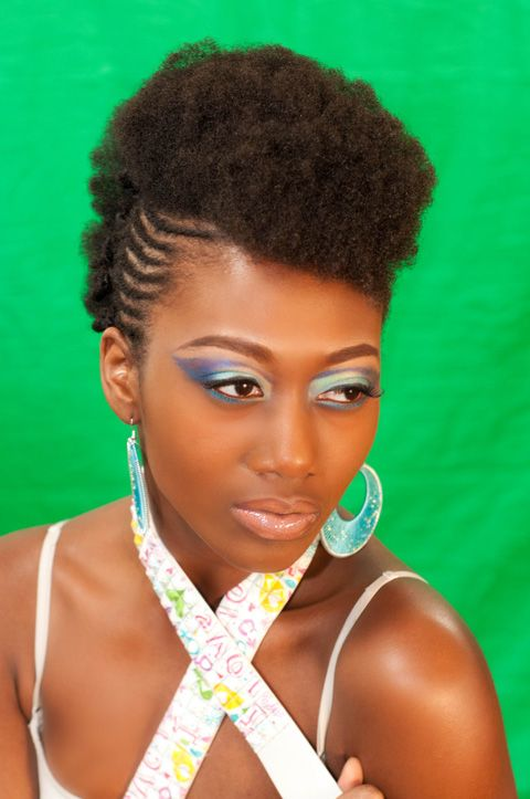 Superb 1000 Images About Afromo On Pinterest Black Women Natural Short Hairstyles For Black Women Fulllsitofus