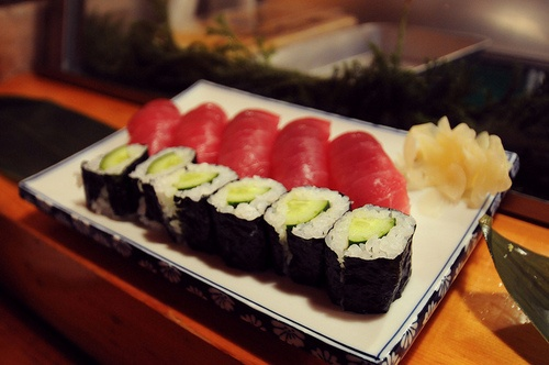 Sushi x maki tummy tales pinterest for Cuisine 10 x 14