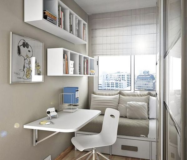 Small Japanese Apartment Room Design