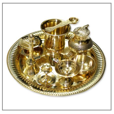 Exclusive Puja Thali