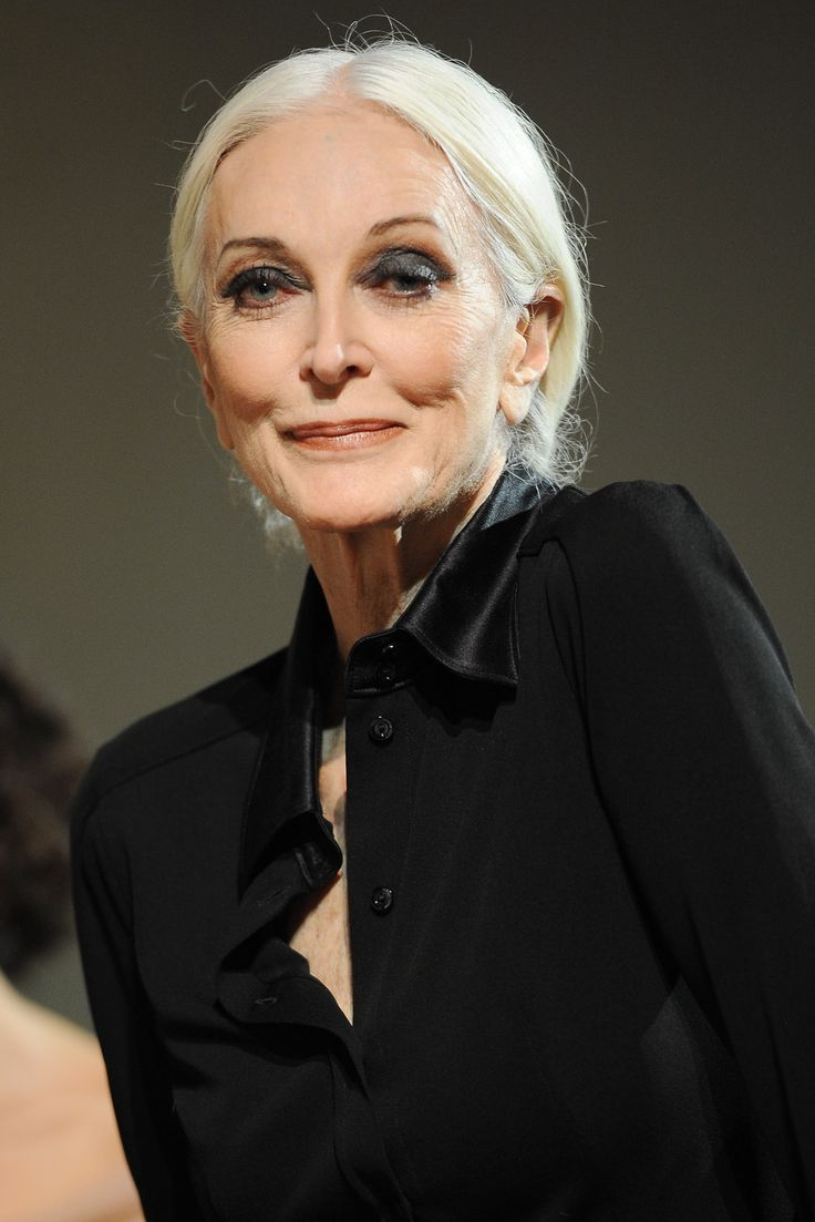 At 83-years-old, Carmen Dell'Orefice's modeling career has never been more…