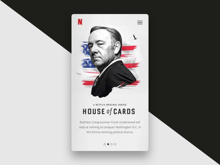 TV App UI Inspiration
