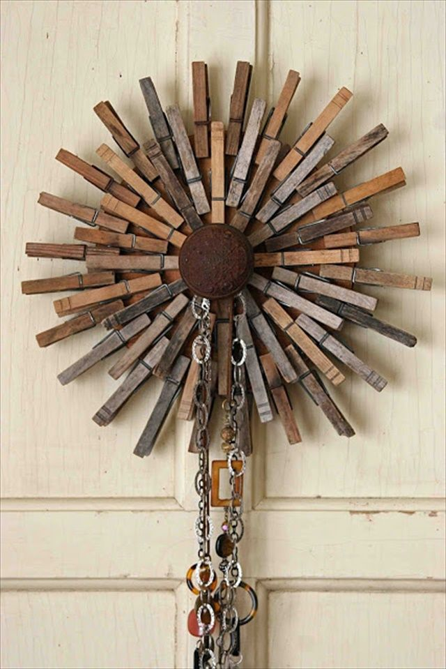 17 best images about clothes pins ideas on pinterest for Close pin crafts