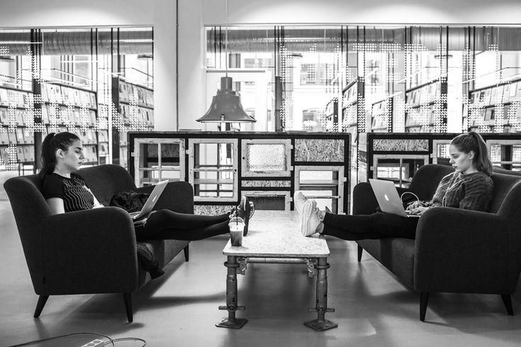 Transformation of Campus Empire, KEA, Copenhagen, Bertelsen & Scheving Arkitekter ApS, photo by Cécile Smatana Baudier