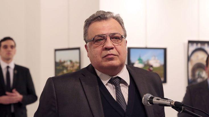 RETALIATION OF ALL THE COUNTRIES AROUND ISRAEL και η Δολοφονία του Ρώσου Πρέσβη στην Αγκυρα