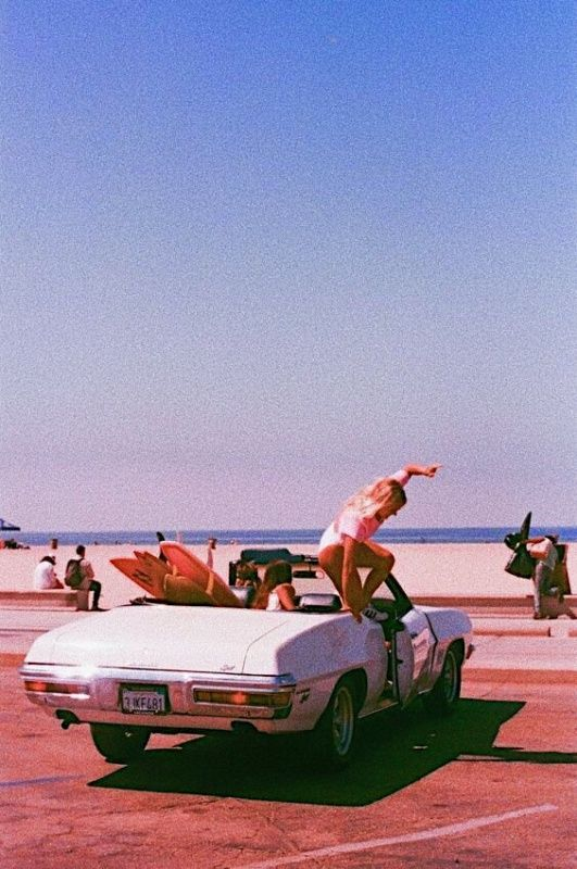 Chill Wave Car Wallpaper Vsco Americanteenager 80 Vibes Aesthetic Vintage