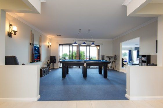Property for Sale at 559 Flatrock Road, Beechworth, Vic 3747. Check out the Games/Living Room Large enough for a Billiard Table