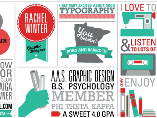 113 best Resumes images on Pinterest | Resume ideas, Design resume ...