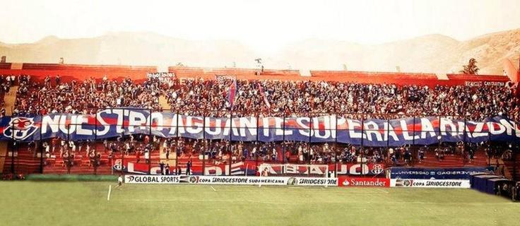 Los de Abajo - Universidad de Chile