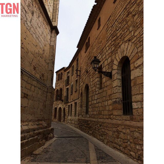 Terminamos el lunes con un paseo por #montblancmedieval & #MasRuido  #instagram  #tarragonamarketing  #Tarragona  Montblanc - Tarragona   #costadorada #catalunyaexperience  #turismospain