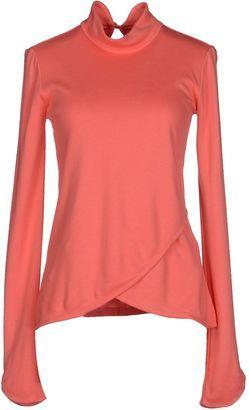 EMPORIO ARMANI T-shirts - Shop for women's T-shirt - Coral T-shirt