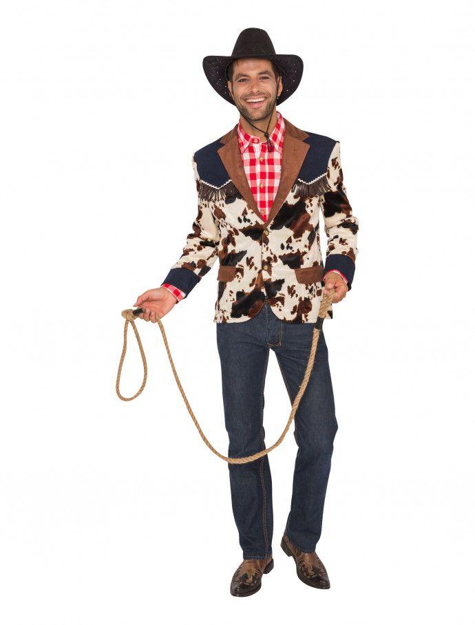 Cowboy Sakko Fur Herren Fur Karneval Fasching Kaufen Deiters