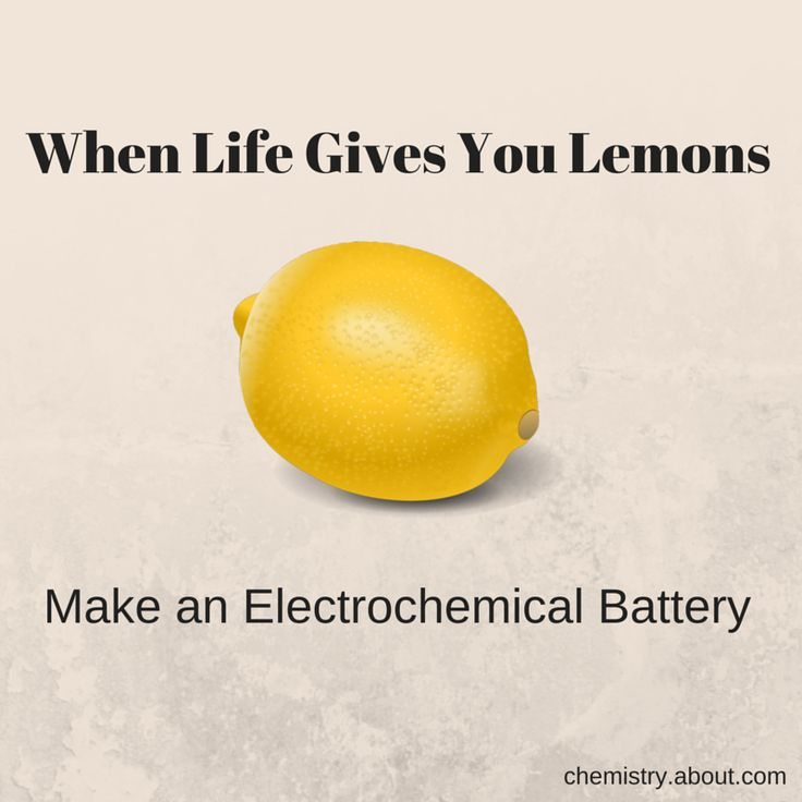 significance of lemon battery Remember that in a battery, one metal strip is becoming positive and the other negative voltage is a measure of this charge difference it is measured in units called volts, named after the inventor of the battery voltage is a lot like a hill a hill is due to a height difference voltage is due to a charge difference.