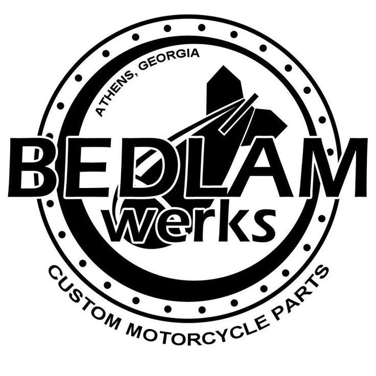 Bedlam Werks * Athens, Georgia ** Customer Motorcycle
