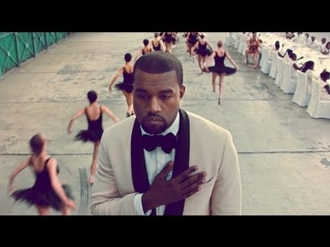 Kanye West - Runaway | It was a dreamy mini-movie with lovely, light imagery and a heavy message.