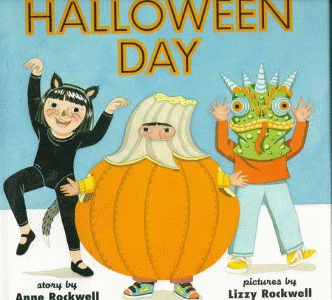 halloween picture books for kindergarten
