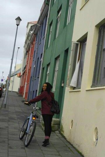 Biking Reykjavík