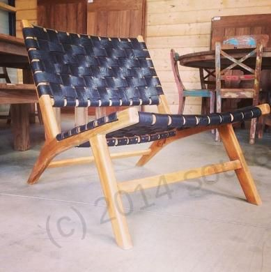 Bali lounge stoel