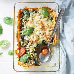 Zoete aardappelquiche, voedzaam en gezond met lekker veel groente! Een gluten- en melkvrije quiche, zonder room en bladerdeeg!