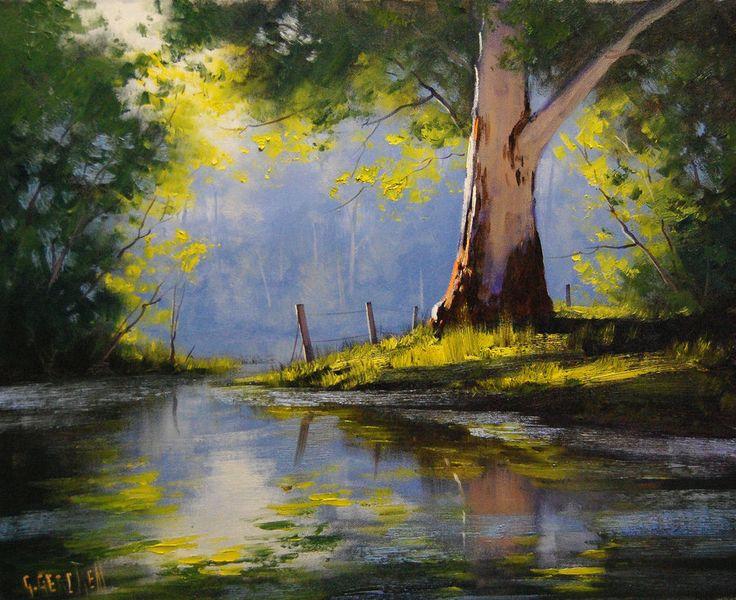 River Eucalyptus Tree by artsaus.deviantart.com on @deviantART