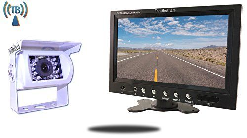 Tadibrothers 7 Inch Monitor with Wireless Mounted White RV Backup Camera Review https://wirelessbackupcamerareviews.info/tadibrothers-7-inch-monitor-with-wireless-mounted-white-rv-backup-camera-review/