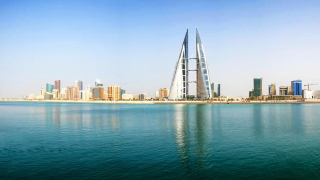Residents of Manama, Bahrain have more days off than most working people in the world (Credit: Credit: Iain Masterton/Alamy)