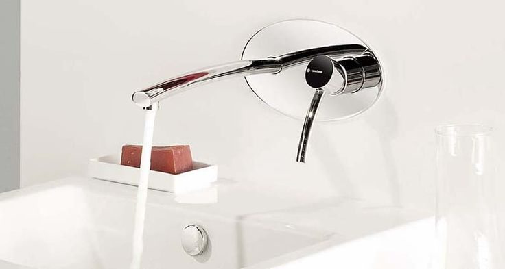La linea di #rubinetti EL-X di @newformitalia  è studiata per gli amanti delle forme moderne e curvilinee, con un #design che si presta ad #arredare con un gusto contemporaneo il vostro #bagno. www.gasparinionline.it  #arredobagno #brescia #interiors #rubinetteria #mobilibagno