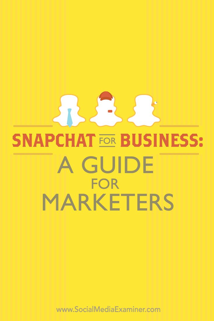 Have you heard of Snapchat?  Snapchat is a mobile app that lets you send public or private snaps of images and video to people from your smartphone.  In this article, you'll discover how to use Snapchat's features to connect with your customers. Via @smexaminer