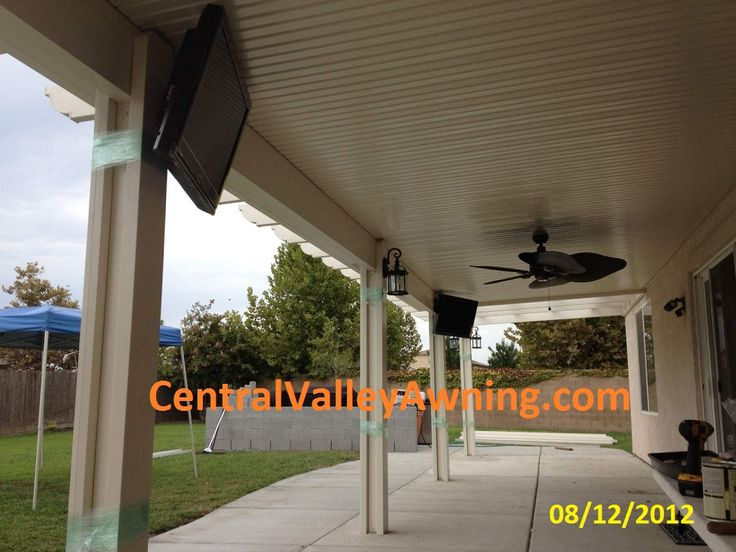 Aluminum Patio Covers   DIY Or Installed