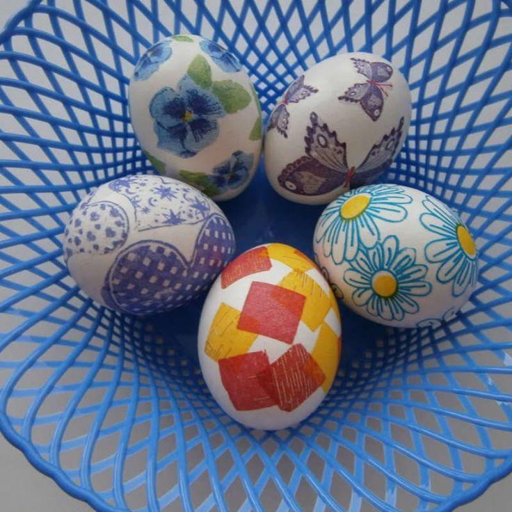 Φτιάξε υπέροχα πασχαλινά αυγά ντεκουπάζ από χαρτοπετσέτες!  #decoupage #DIY #howto #tips #vintage #βαψιμο #βαψιμοαυγών #έμπνευση #ιδέες #καντομονος #λαμπαδα #ντεκουπαζ #πάσχα #πασχαλινααυγα #πασχαλινοdiy #φτιάξτομόνοςσου #χρωμα