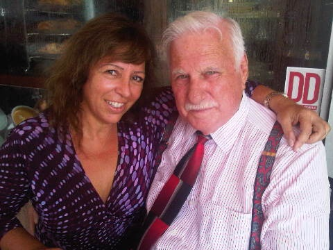 Legacy: Coach Howard Schnellenberger in Delray Beach, Fla.