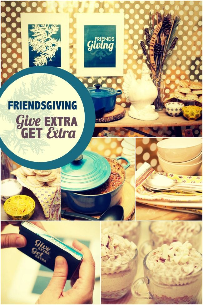 Give Extra, Get Extra This Thanksgiving #ExtraGumMoments #CBias #Shop