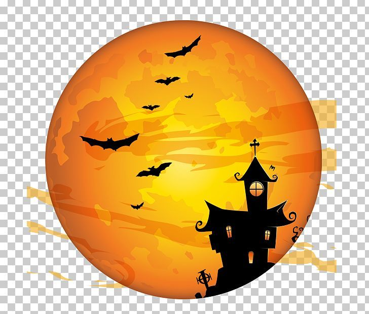 Halloween Costume Party Trick Or Treating Holiday Png Calabaza Decorative Patterns Full Moon Guibao H Halloween Moon Halloween Images Halloween Full Moon