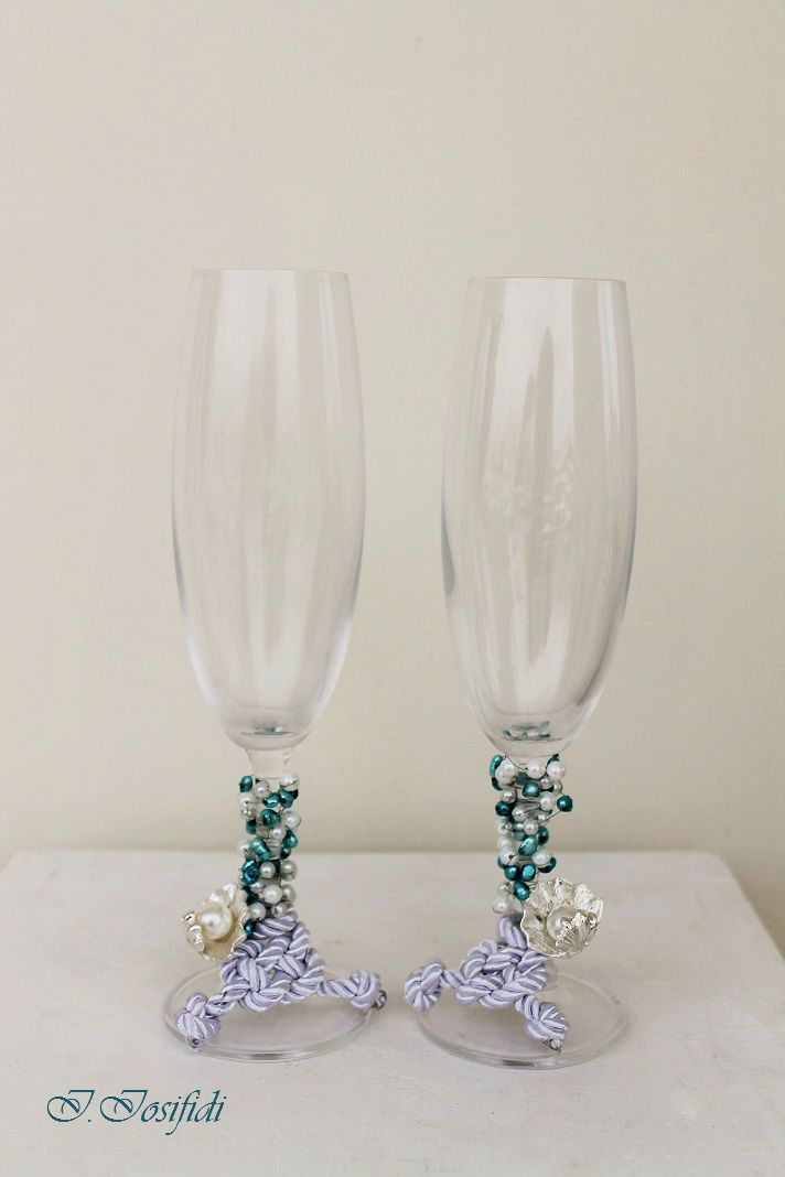 17 best my wedding glass decoration ideas images on pinterest seaside wedding glasses junglespirit Gallery