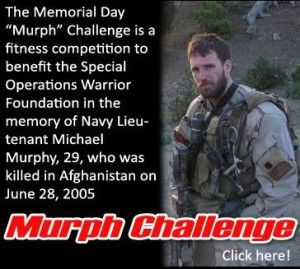 memorial day murph wod times