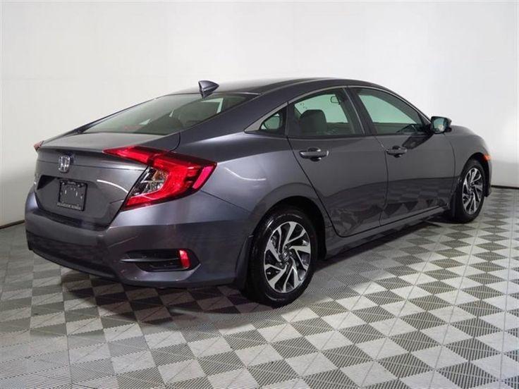 2017 Honda Civic Sedan EX 19XFC2F71HE008175 | Brandon Honda Tampa, FL