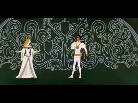 Wild Swans by Hans Christian Andersen, russian movie english dub, 1962 Click on the image