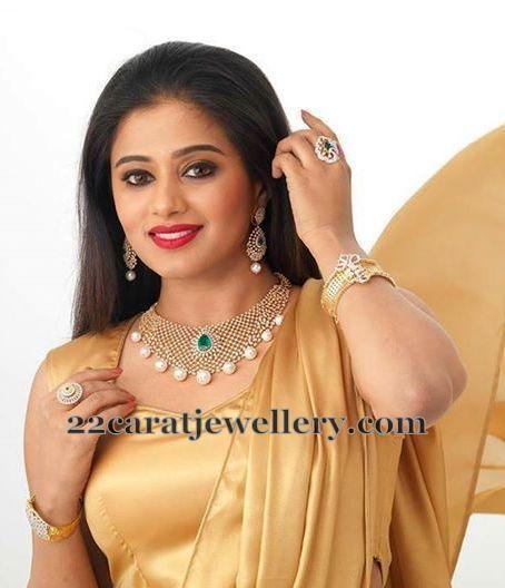 Priyamani Bridal Jewelry Collection