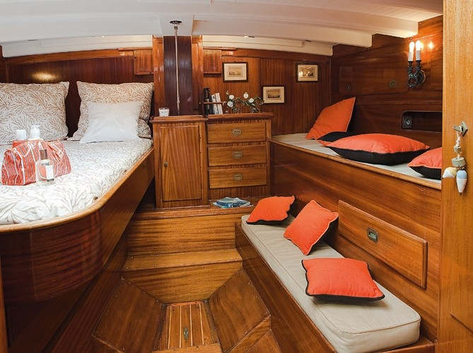 This is the kind of boat to which I am accustomed ;-).   #sailboat
