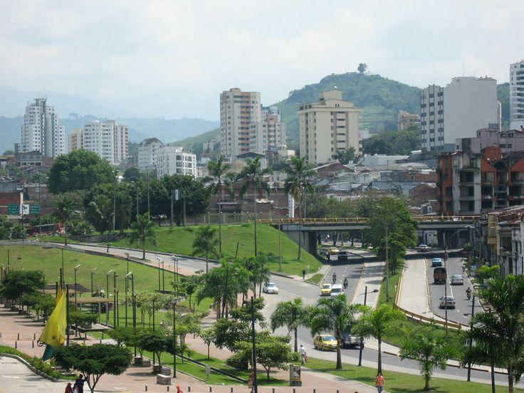 Avenida del Ferrocarril, Pereira, Colombia
