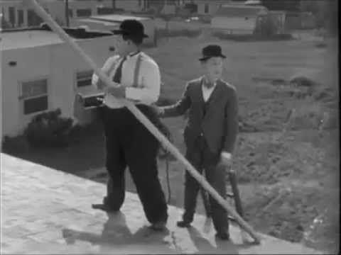 SLAPSTICK Laurel and Hardy