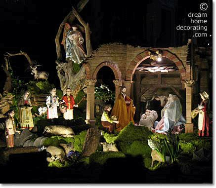 17 best images about christmas nativity scenes on for Idea door journey to bethlehem