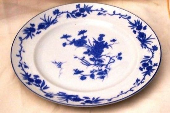 Checkout this amazing product Two Vista Alegre Salad Plates VA 89 Made in Portugal 8 1/2 at Shopintoit
