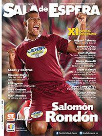 Salomón Rondón: Soy un indio más  Una entrevista para la revista SALA DE ESPERA...sus comentarios son apreciados. Sigue @saladeespera_ve