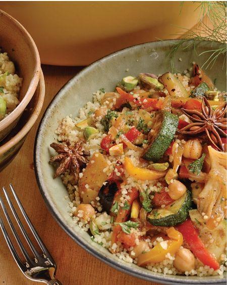 Tunisian Vegetable Tagine Marin Magazine January 2009 Marin County California Cooking